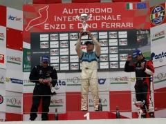 Margelli, Gara 3 del Campionato italiano Prototipi