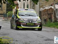 Rally Valdinievole Renault Clio
