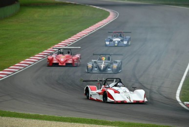 Margelli Imola campionato italiano prototipi